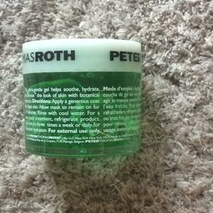 Sephora Makeup - Peter Thomas Roth cucumber gel mask 1.7oz
